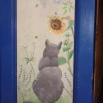 boutique lyon bleu provence - détail
