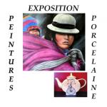 Exposition du 12 au 16 mars 2012 au sein du comité d'Entreprise de TOTAL à Pau