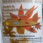 Salon d'automne 2015, à Sévignacq